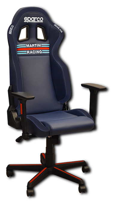SPARCO X MARTINI RACING OFFICESEAT